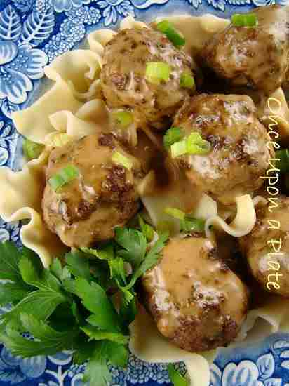 alton brown meatballs