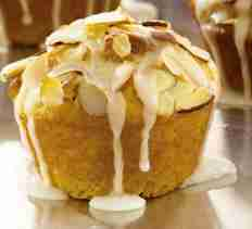 Almond Lemon Muffins
