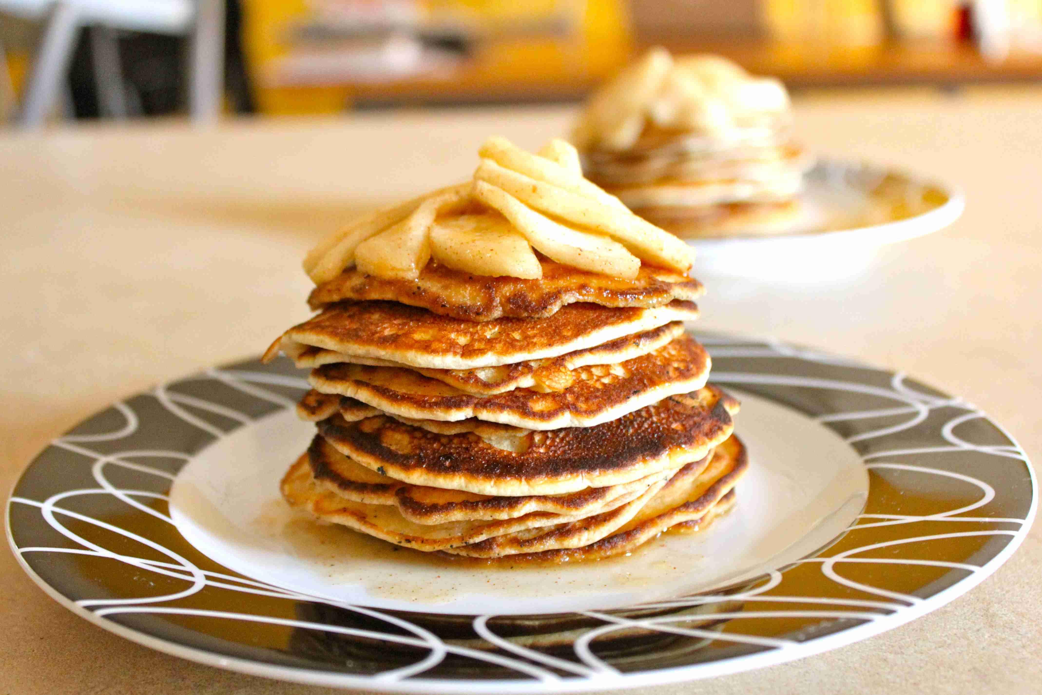 Amazing Apple Pancakes