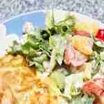 Baked Chicken Salad