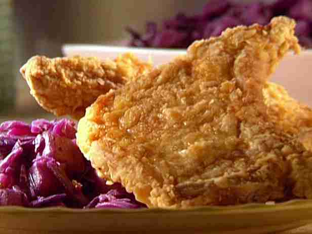 Chicken Fried Pork Chops