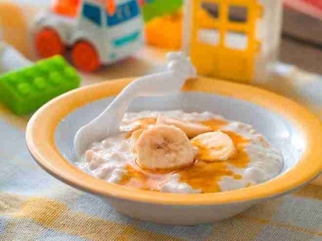 Complete Oatmeal (baby Food)