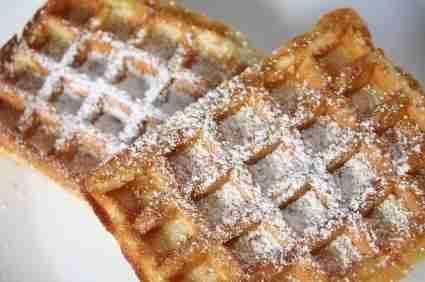 Gaufres (Belgium Waffles)