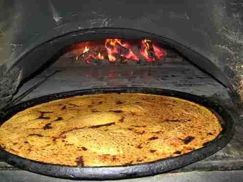 La Socca (crispy Chickpea Pancake)