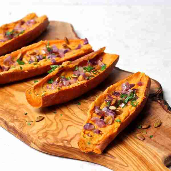 Market Day Potato Skins