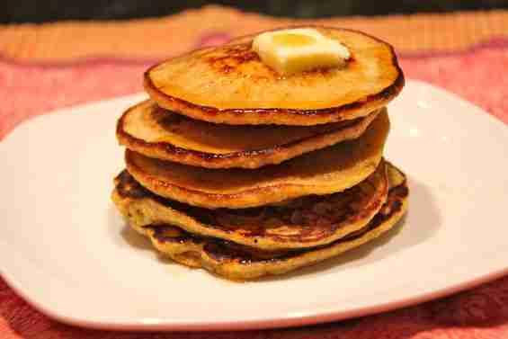 Matzo Meal Pancakes (kosher for Passover)