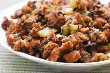 Sage and Herb Whole Wheat Stuffing