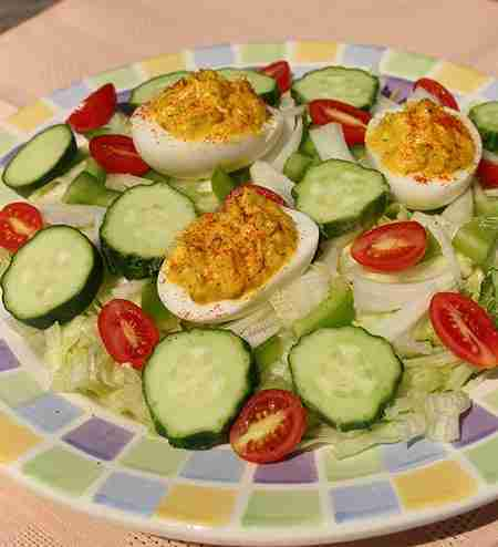 Very Easy Egg Salad