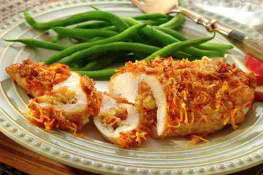 Apple Stuffed Chicken Breast Recipe