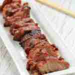 Char siu – Chinese barbecued pork