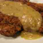 Simple Chicken Fried Pork Chops