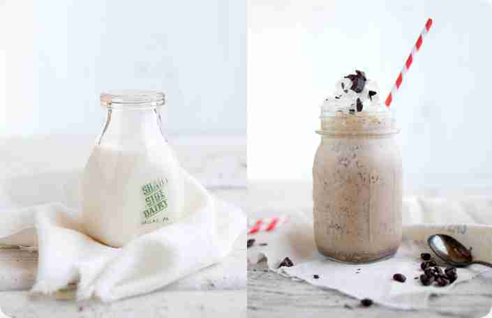 Coffee Chocolate Milkshake