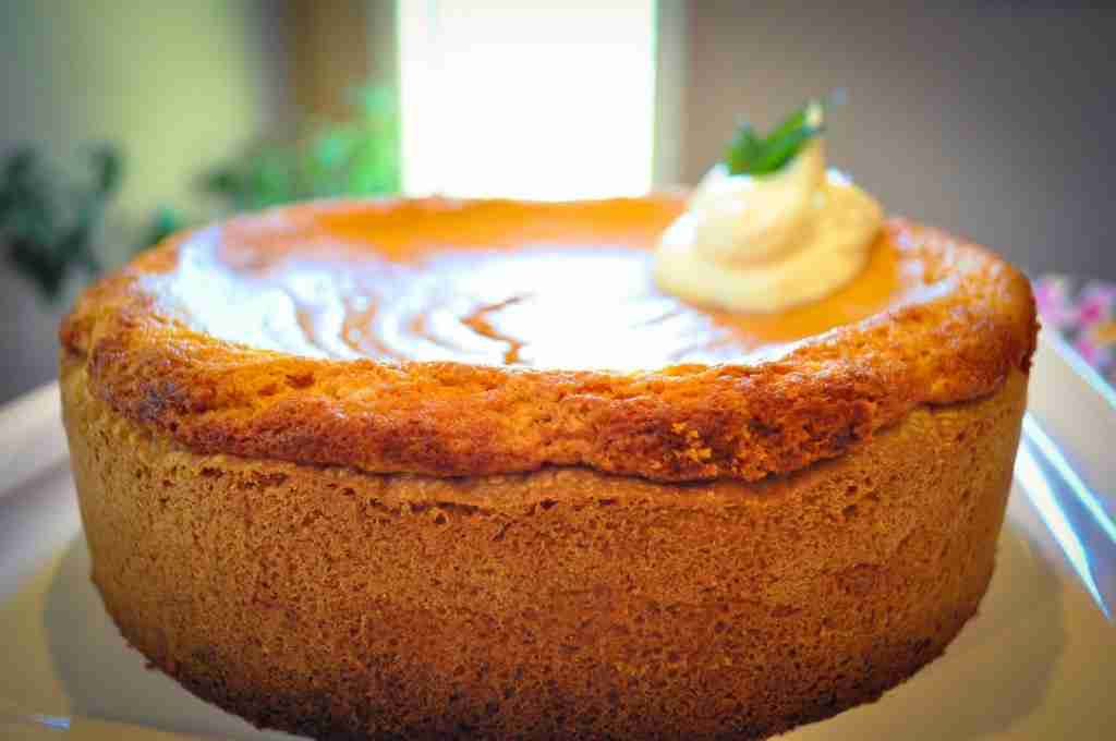 Simple Gooey Butter Cake