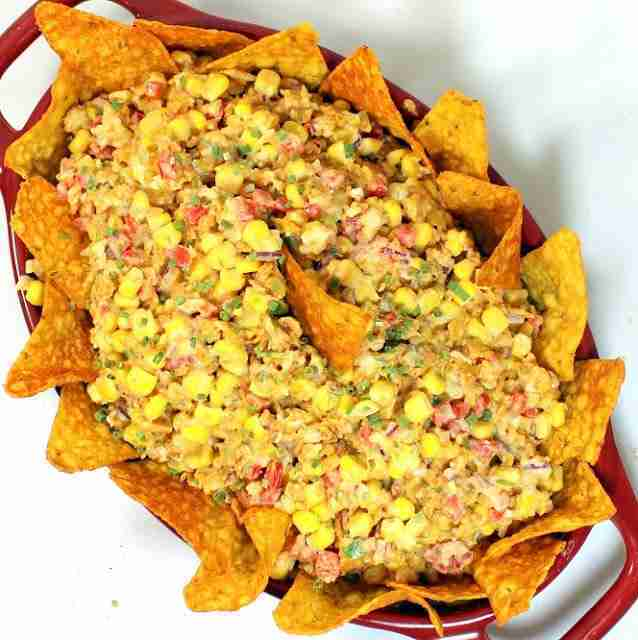 Doritos Taco Corn Salad Side Dish