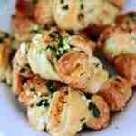 Easy Puff Pastry Garlic Knots