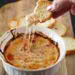 Four Cheese Pizza Dip