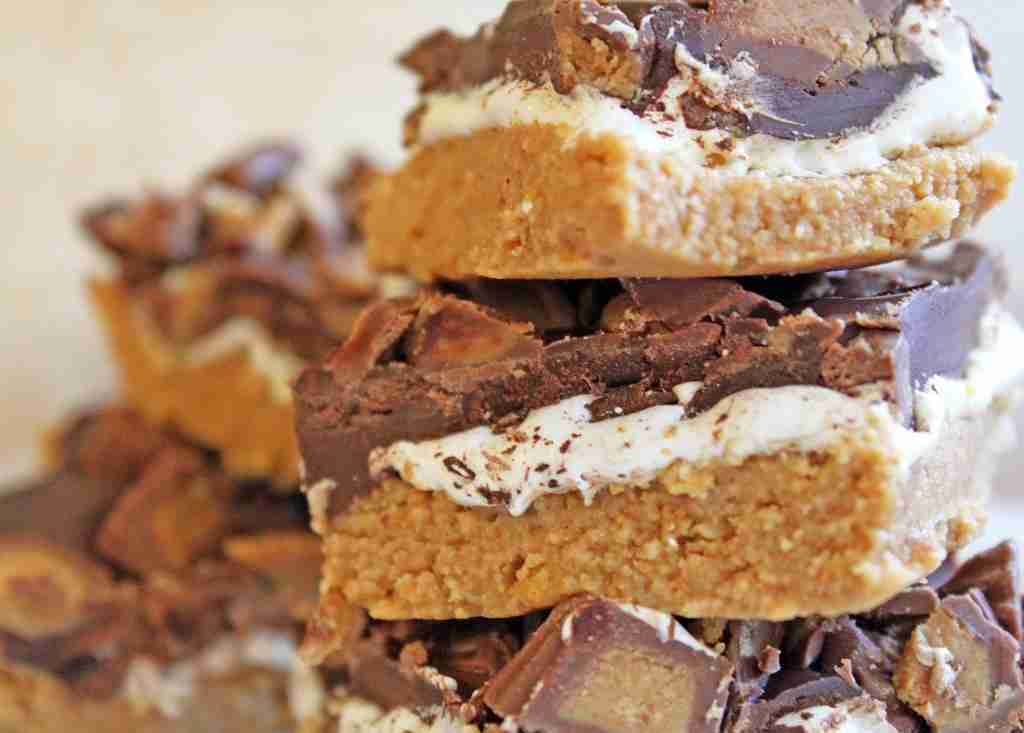 Chocolate Peanut Butter S'mores