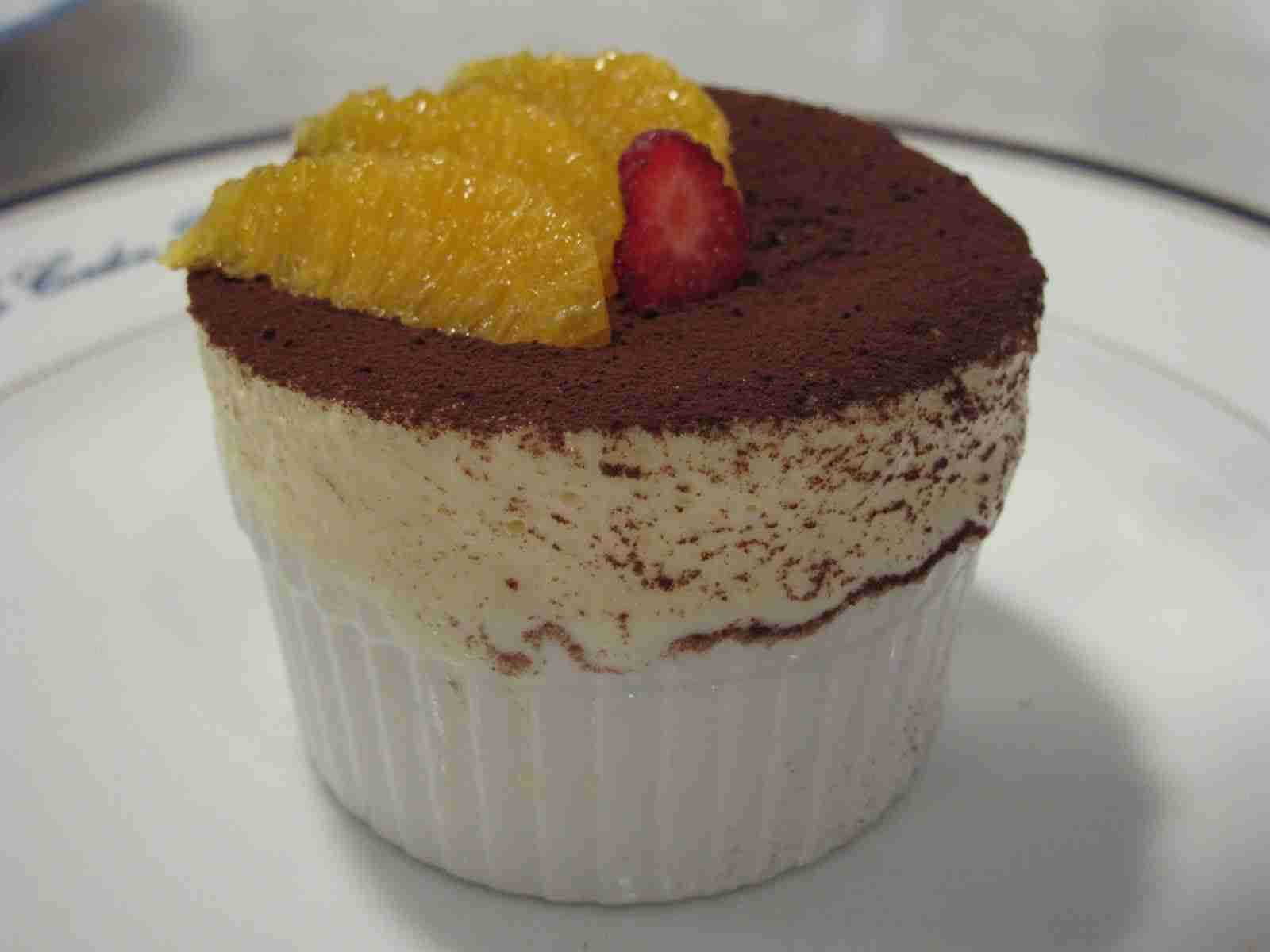 Chocolate Grand Marnier Souffle