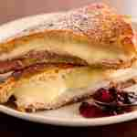 Pan-Grilled Monte Cristo Sandwich