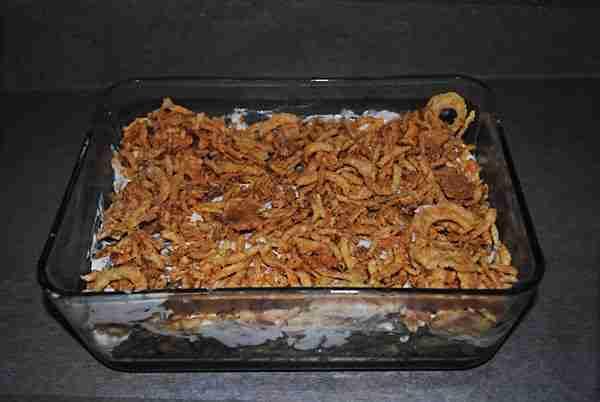 Pork Chops En Casserole
