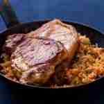 Spanish Pork Chops