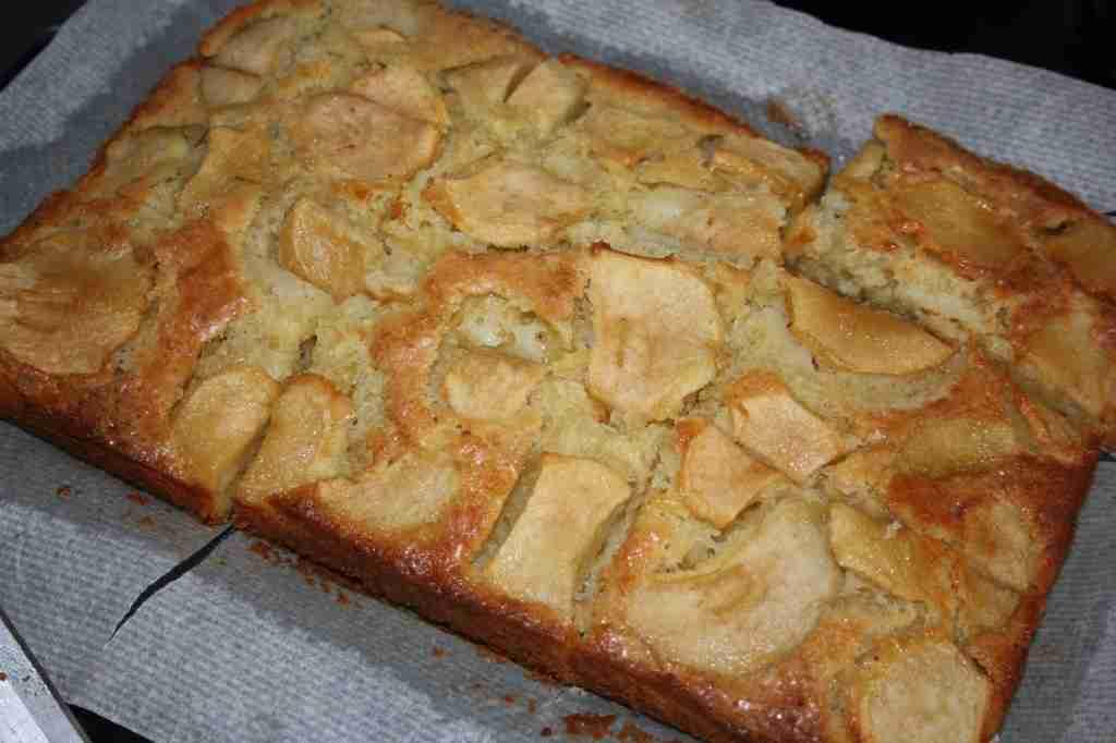 Apple Slice Bake