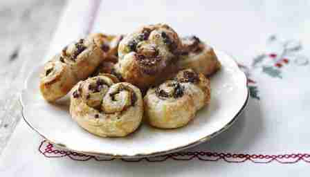 Mincemeat Roulade