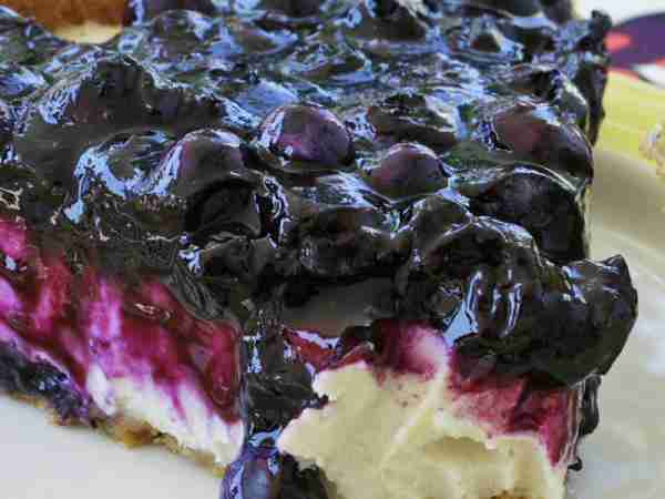 Blueberry Cheese Delight