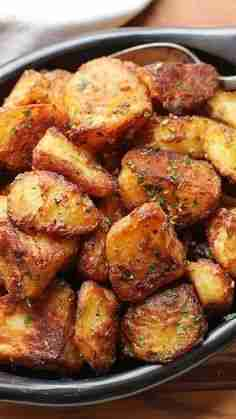 Best Roasted Potatoes Ever Recipe