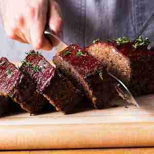 Vegetarian Mushroom Meat Loaf recipes