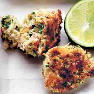 Crab Balls From 'Eat: The Minimal Reserve of Rapid Food'