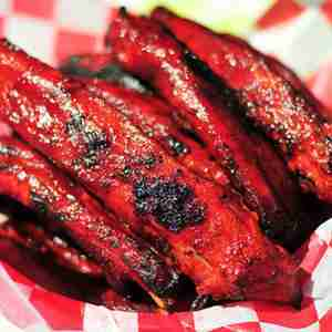 Grilling: Chinese-Type Spare Ribs Recipe