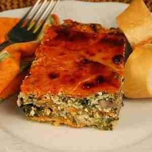 Vegetarian Lasagna Silvianne