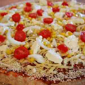 Whole Wheat Do-it-yourself Pizza