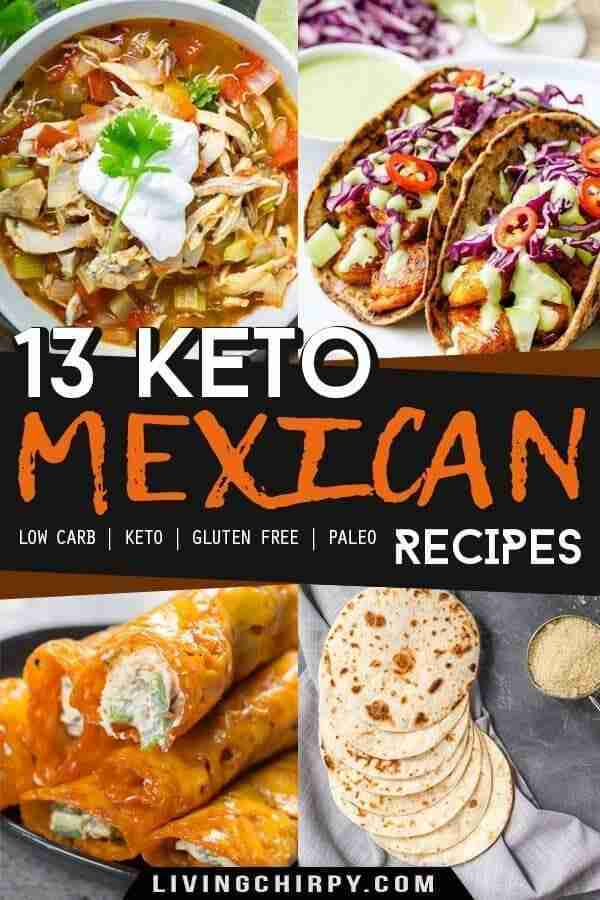 13 Keto Mexican Recipes