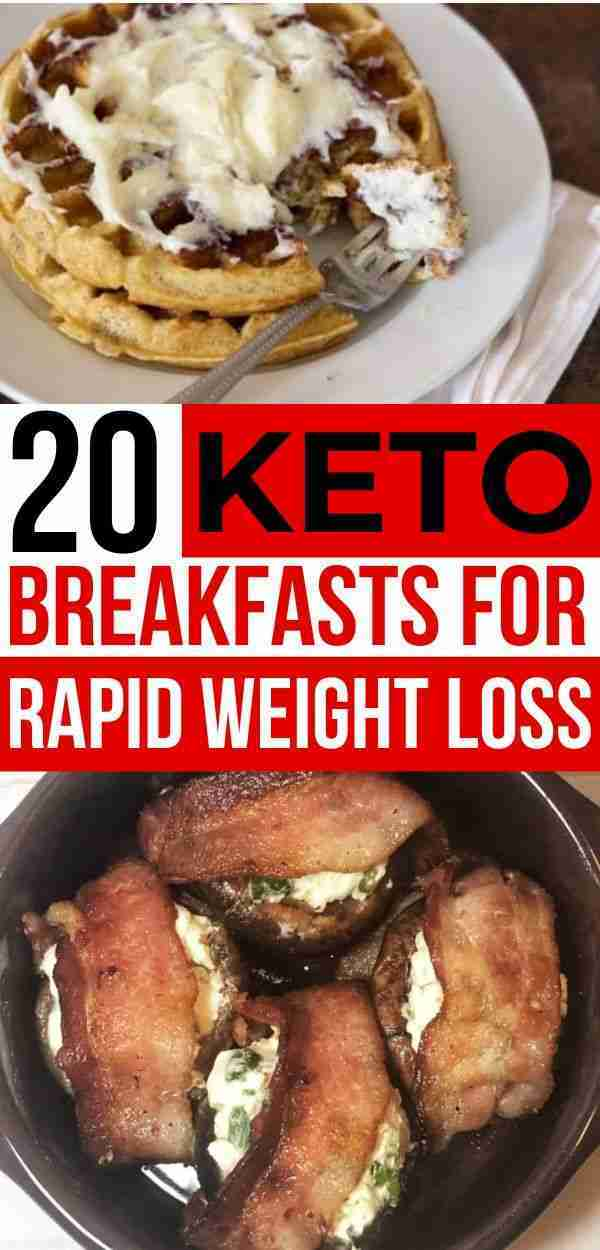20 Easy Keto Breakfast Recipes That'll Help You Lose Weight – Savvy Honey