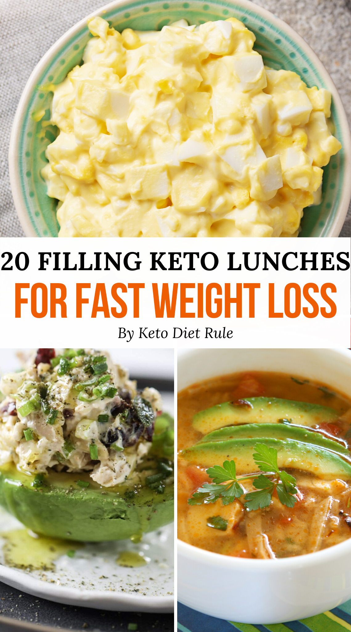20 Filling Keto Lunch Recipes for Fast Weight Loss