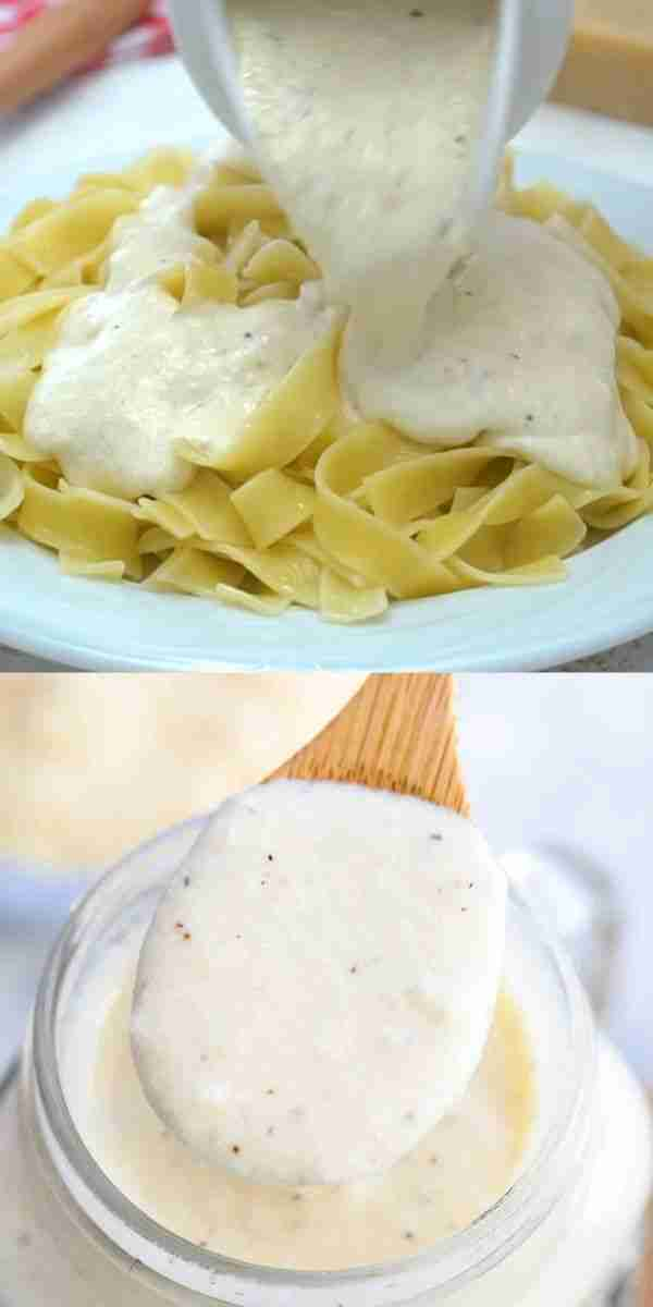 Best Homemade Alfredo Sauce [Video] – Sweet and Savory Meals