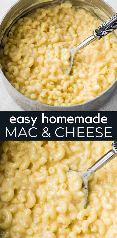 Easy Homemade Mac and Cheese (Stovetop) – JoyFoodSunshine