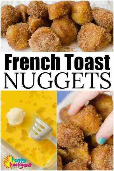 French Toast Nuggets – Happy Hooligans