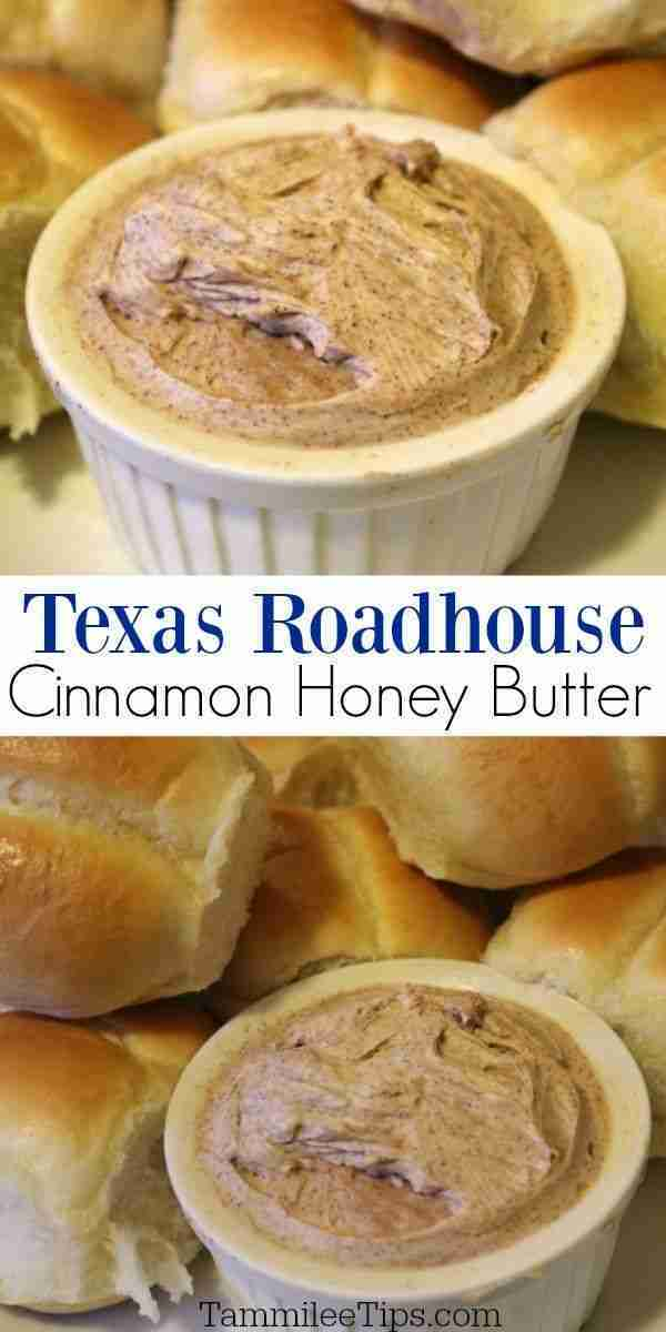 How to make copy cat Texas Roadhouse Butter at home!