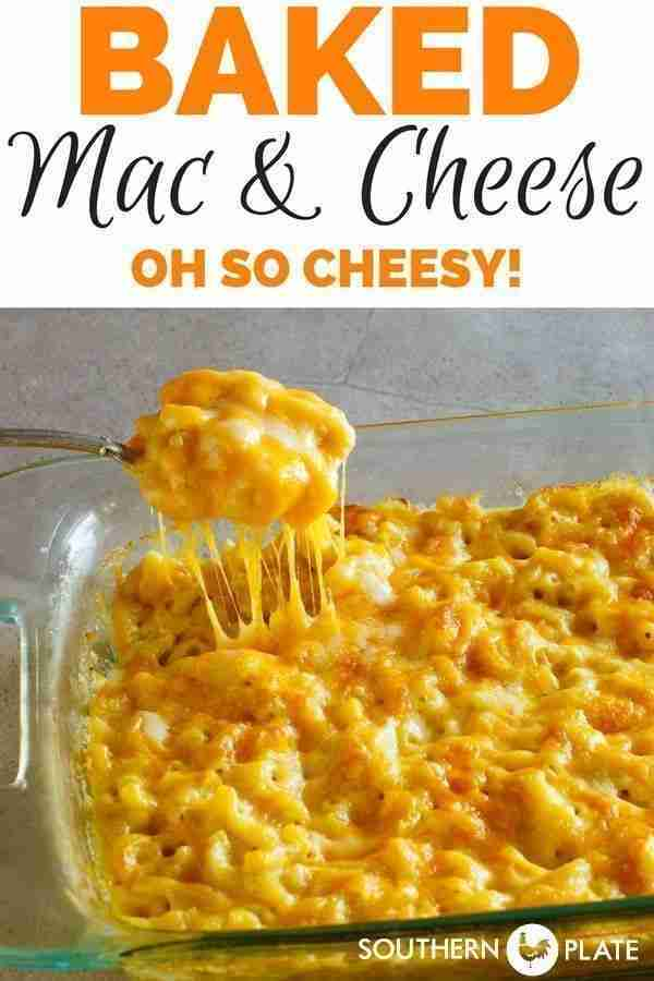 My Favorite Macaroni and Cheese Casserole – Southern Plate