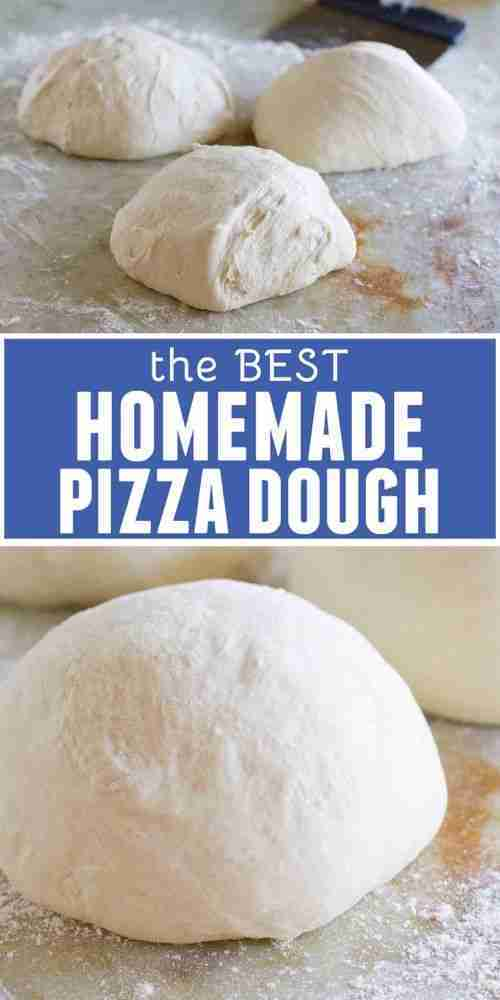 The Best Homemade Pizza Dough Recipe – Taste and Tell