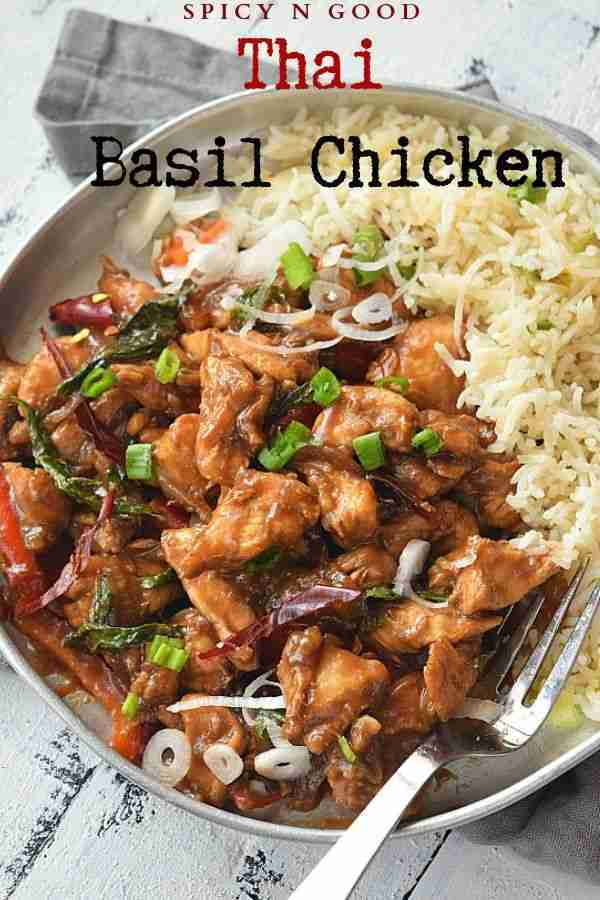 Try This Ultimate Thai Basil Chicken