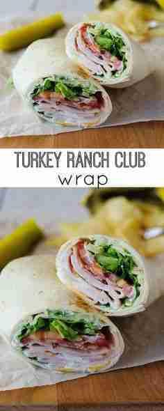 Turkey Ranch Club Wraps