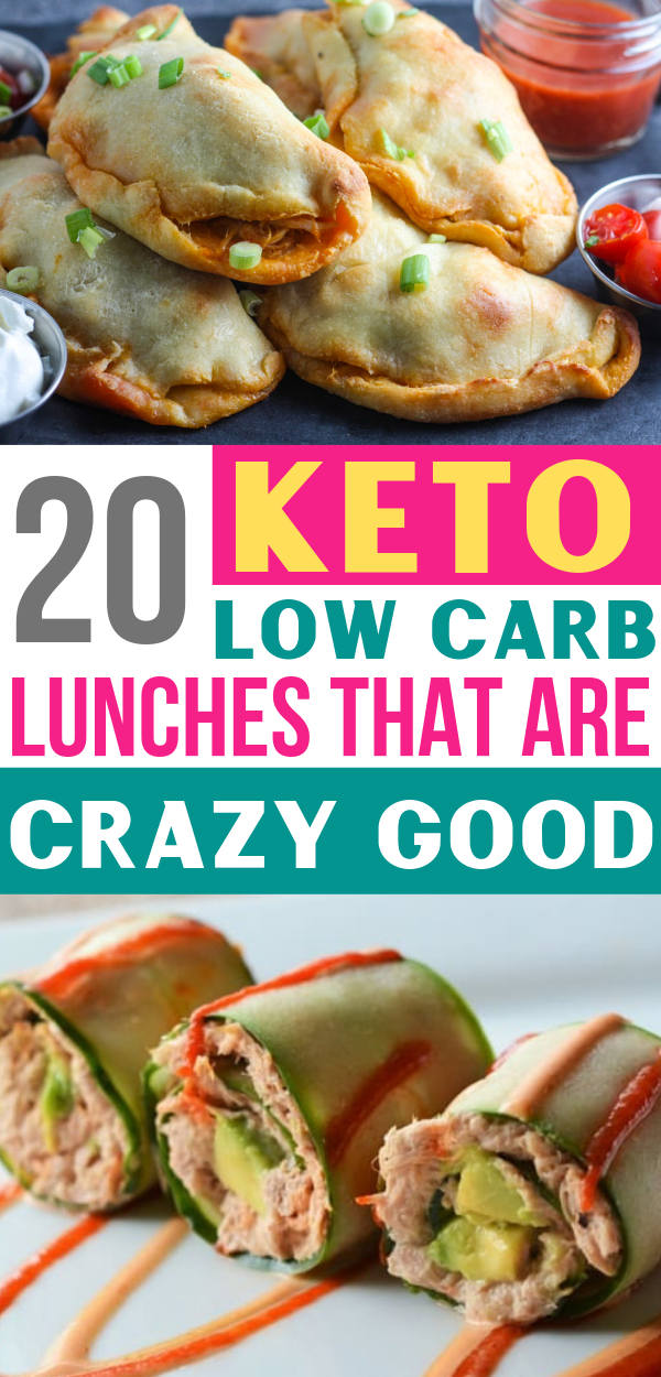 20 Easy Keto Lunches For Your Low Carb Diet