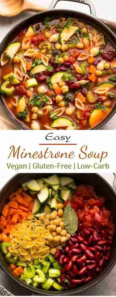 20 Healthy Winter Vegetarian Soup Recipes   Aglow Lifestyle