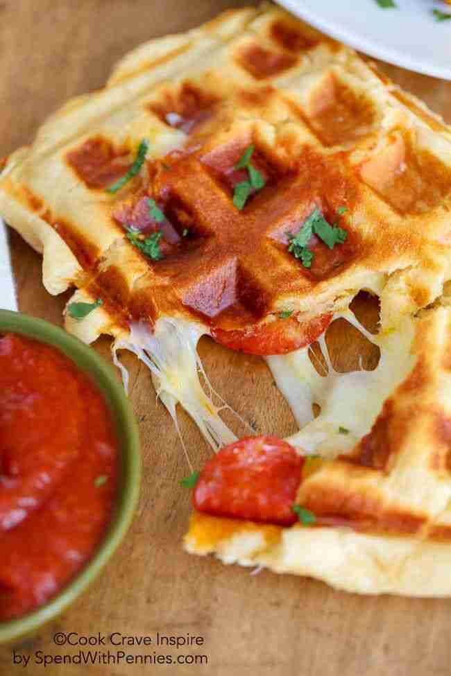 21 of the Most Delicious Things You Can Make In a Waffle Iron (That Aren't Waffles)