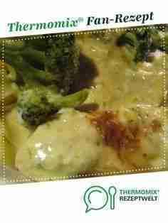 Hähnchenbrustfilet mit Brokkolisoße