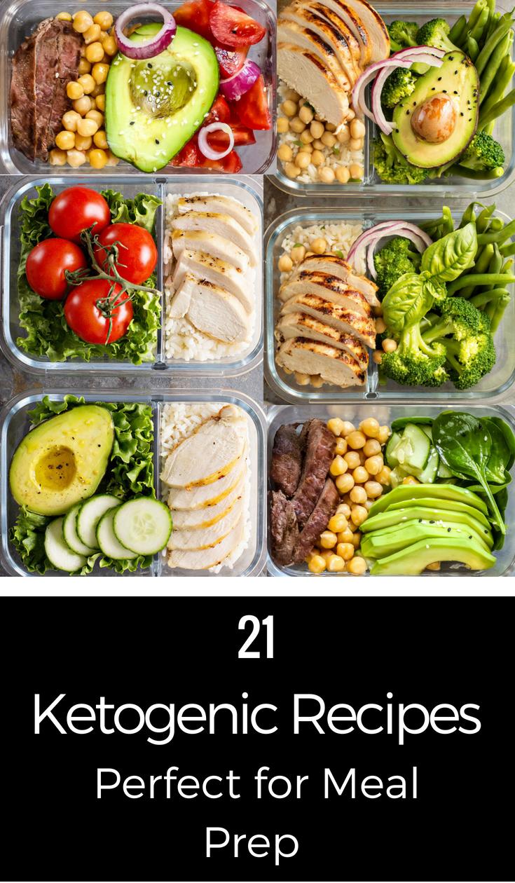 10 Keto Meal Prep Tips + 21 Easy Keto Recipes To Make Ahead
